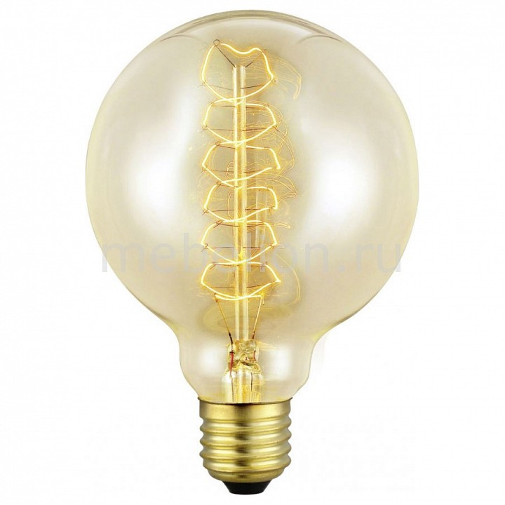 Лампа накаливания Eglo Vintage E27 95Вт 2700K 49505