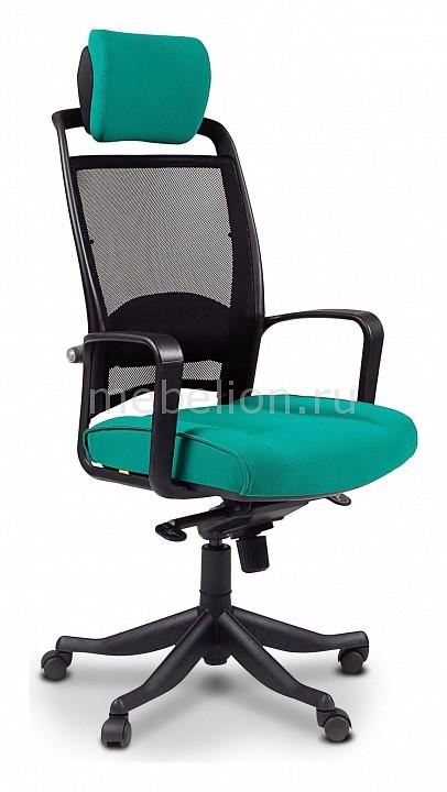Кресло компьютерное Chairman 283 зеленый/черный  тумбочки для компьютера