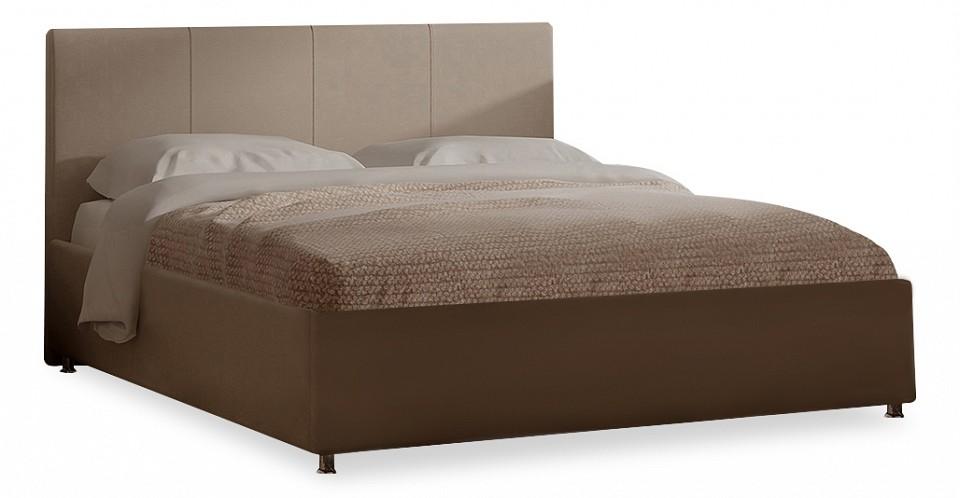 Кровать двуспальная Sonum с матрасом и подъемным механизмом Prato 180-200 кровать двуспальная sonum с матрасом и подъемным механизмом verona 180 200