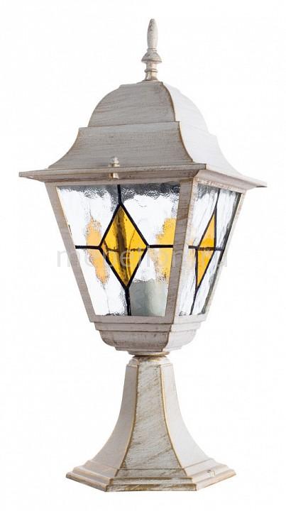 Наземный низкий светильник Arte Lamp Berlin A1014FN-1WG besser als sex berlin