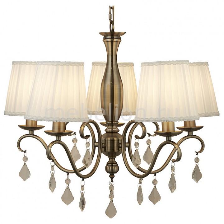 Подвесная люстра Arte Lamp A2313LM-5AB