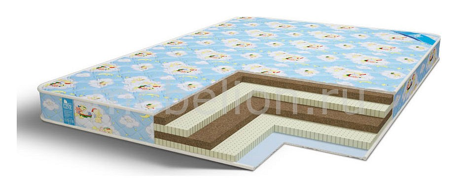 Матрас детский Comfort Line Baby Puff Comfort 2000x800