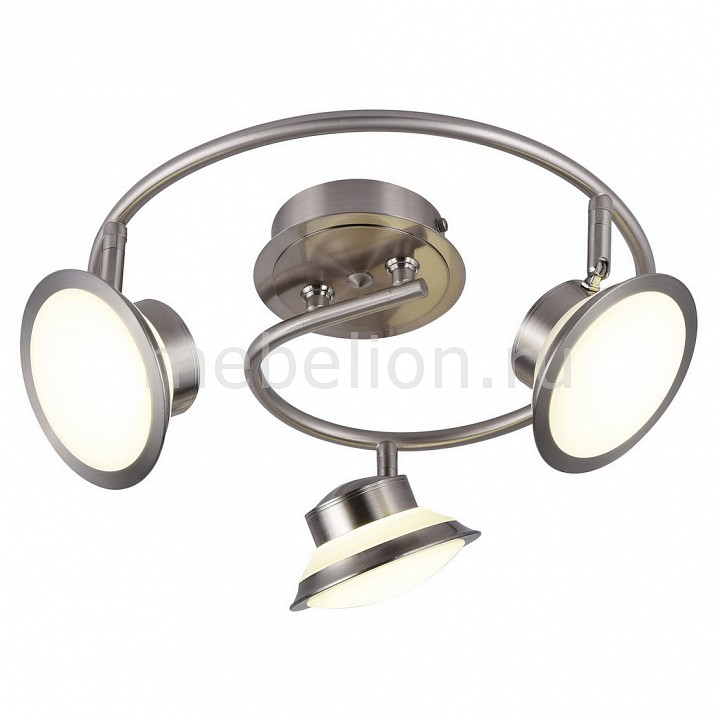 Купить Спот Simonta 104/3PF-LEDWhitechrome, IDLamp, Италия