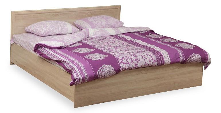 Кровать двуспальная Олимп-мебель 21.54