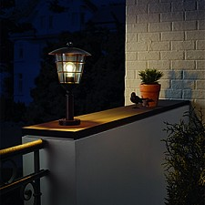 Наземный низкий светильник Eglo 94856 Pulfero 1