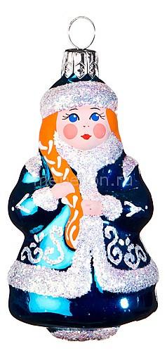Елочная игрушка (10 см) Снегурка-1 860-127