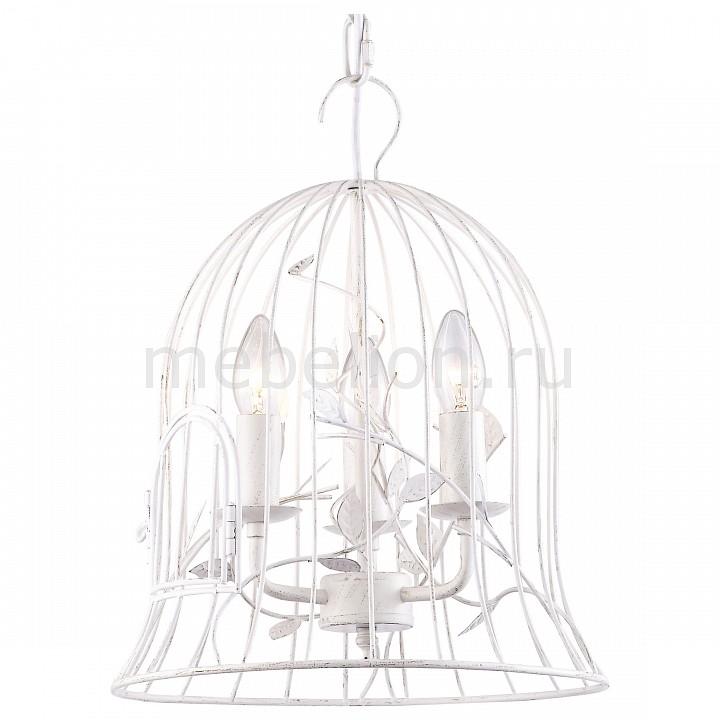 Подвесной светильник Arte Lamp Gabbia A1878SP-3WG