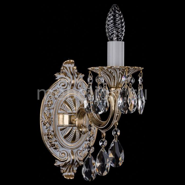 Бра Bohemia Ivele Crystal 1700/1/B/GW 1700