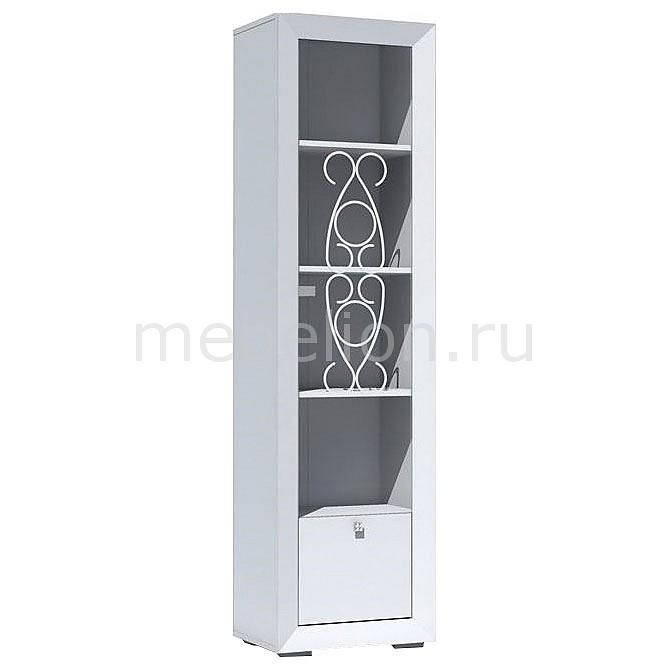 Купить Шкаф-витрина Адель НМ 014.96, Сильва, Россия