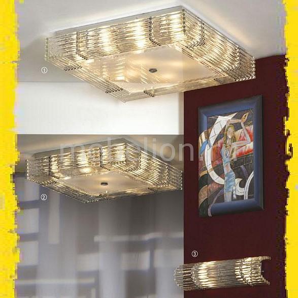 Накладной светильник Lussole Popoli LSC-3407-16 lussole накладной светильник lussole popoli lsc 3407 16