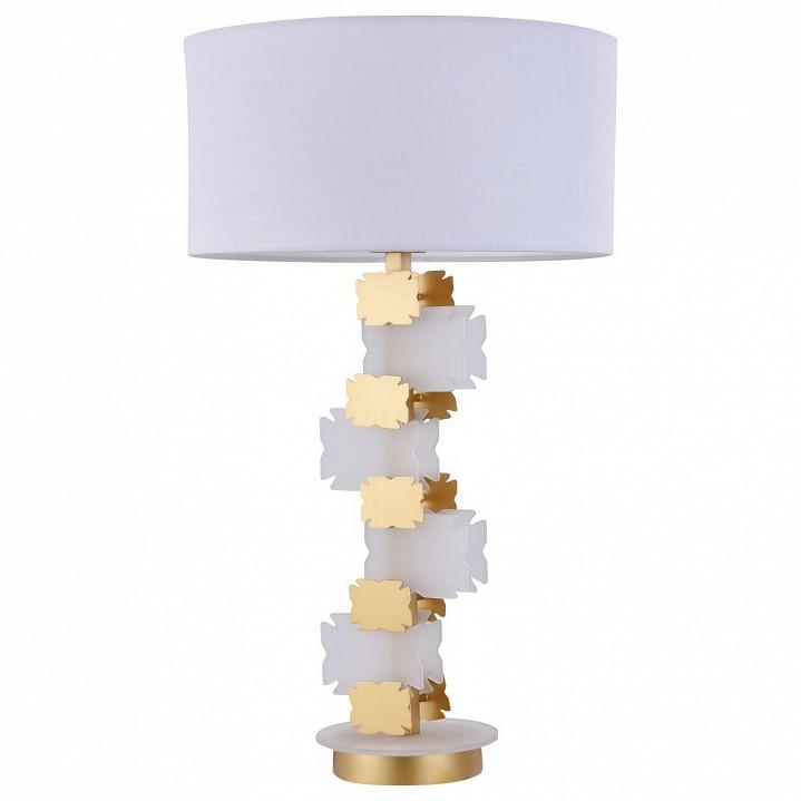 Настольная лампа декоративная Maytoni Valencia H601TL-01BS накладной светильник maytoni valencia h601wl 01bs