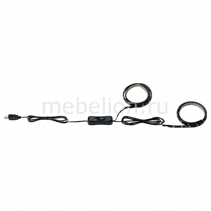 Комплект с лентой светодиодной Paulmann [2x50 см] USB-Stripe 70705