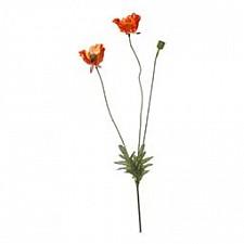 Цветок искусственный Home-Religion Цветок (78 см) Мак 58019400