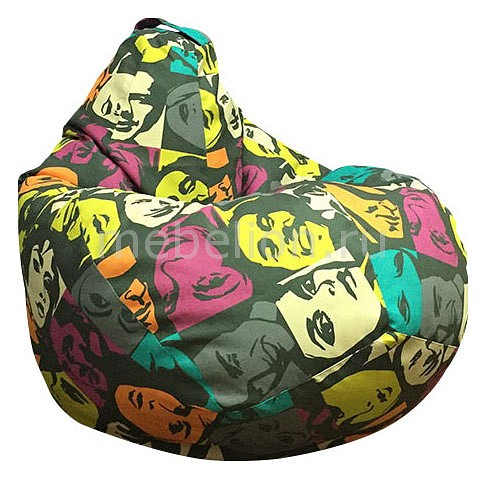 Кресло-мешок Dreambag Мимы III пуф dreambag круг cherry