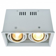 Накладной светильник Cardani A5942PL-2WH