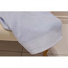 Полотенце для лица ТАС Safran голубой 1029-84581
