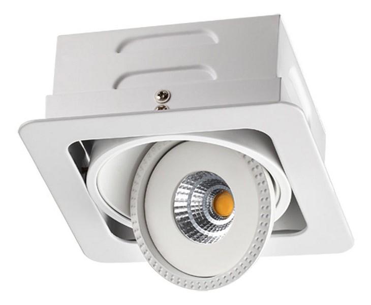 Купить Встраиваемый светильник Gesso 357580, Novotech, Венгрия