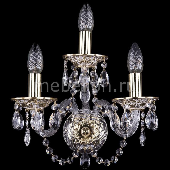 Бра Bohemia Ivele Crystal 1600/3/GW 1600