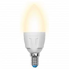 Лампа светодиодная E14 220В 7Вт 3000K LEDC377WWWE14FRPLP01WH