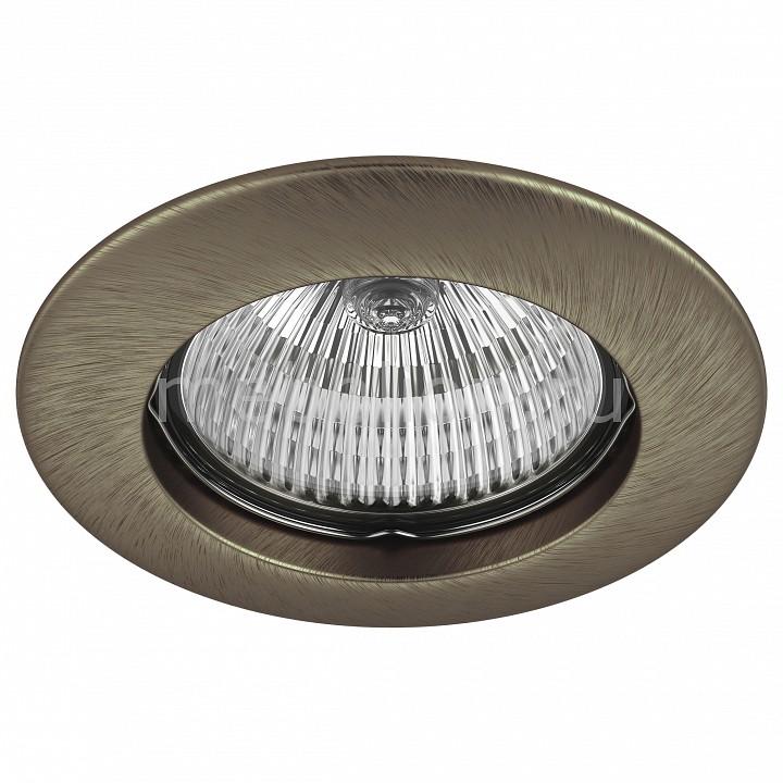 Купить Встраиваемый светильник Teso 011071, Lightstar, Италия