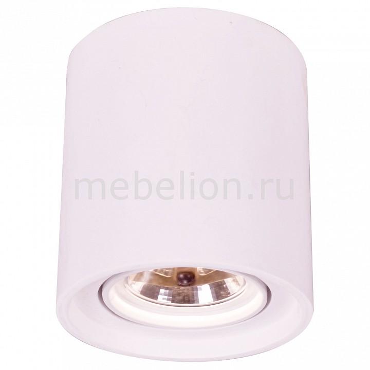Накладной светильник Arte Lamp A9262PL-1WH Tubo