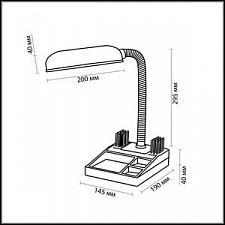 Настольная лампа Odeon Light 2335/1T Bruso