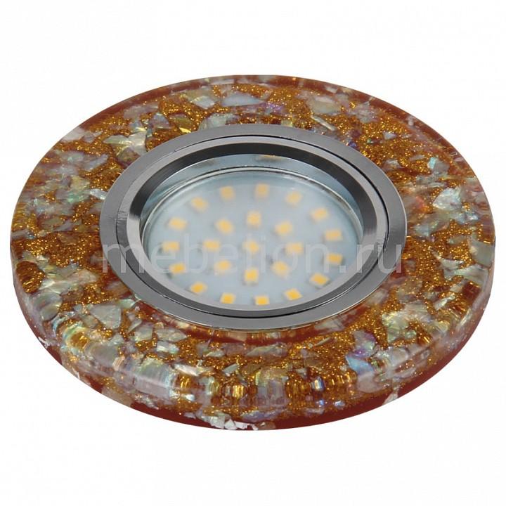 Встраиваемый светильник Uniel 10716 Luciole