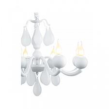 Подвесная люстра Arte Lamp A3229LM-8WH Sigma