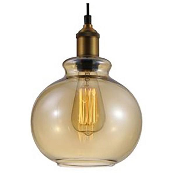 Подвесной светильник Crystal Lux OLLA SP1 AMBER Olla