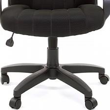 Кресло компьютерное Chairman 685 черный/черный