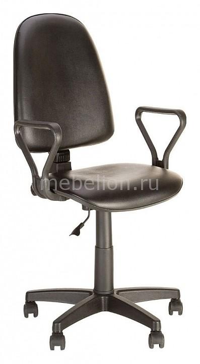 Кресло компьютерное PRESTIGE GTP RU V-4  пуфик шар