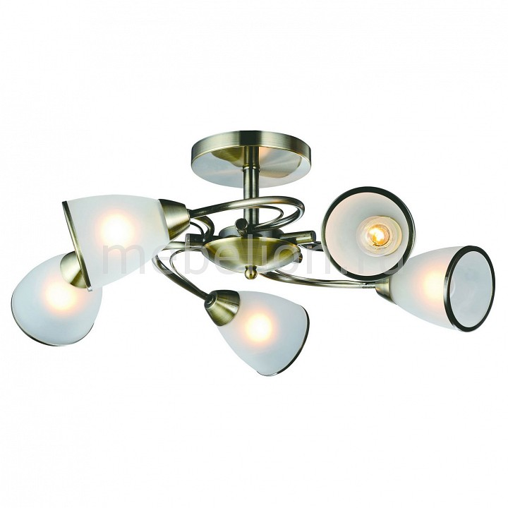 Люстра на штанге Arte Lamp Innocente A6056PL-5AB