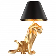 Настольная лампа декоративная Леопард 7041-1,04 мат