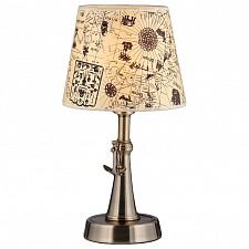 Настольная лампа декоративная Cruise ARM625-11-R