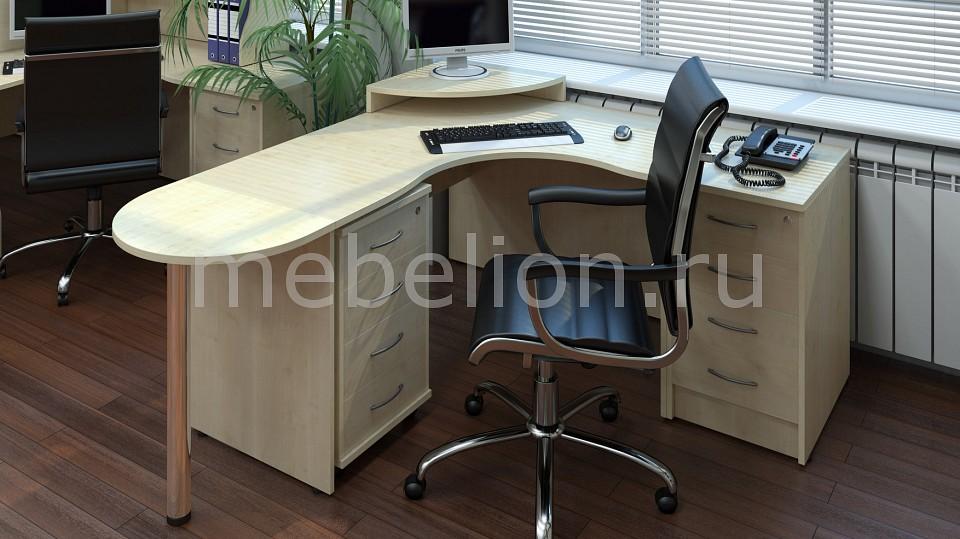 Гарнитур офисный Riva Набор модульный Рива К1 комплект офисной мебели riva рива клен к1