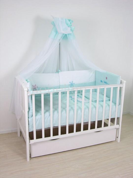Комплект с одеялом детский Фея Белые кудряшки комплект galtex медвежата 147x112 150x100 40x60 бязь mix 1477446