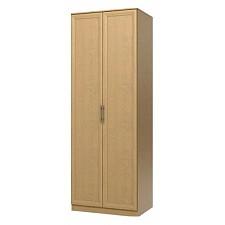 Шкаф платяной Юлианна СБ-102-01 венге светлый