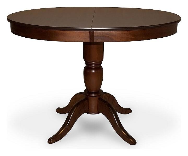Стол обеденный Столлайн Фламинго 06.06 орех темный стол обеденный столлайн фиоре 01 06 орех темный