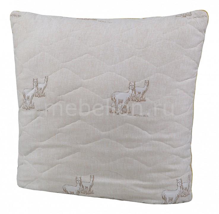 Подушка Mona Liza (50х70 см) Шерсть Альпаки mona liza подушка овечья шерсть 70х70