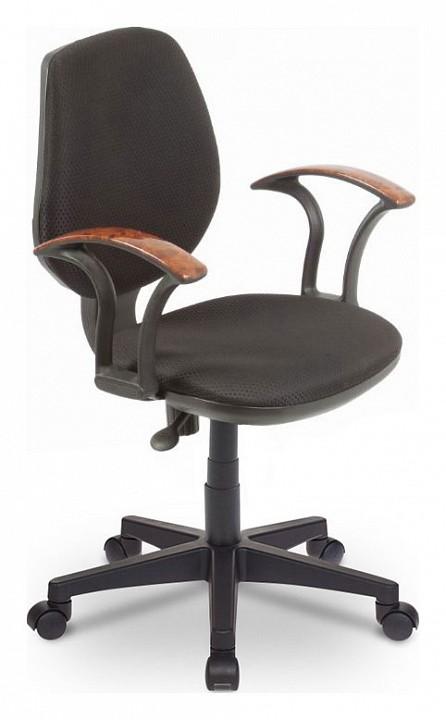 Кресло компьютерное Бюрократ Бюрократ CH-725AXSN черное