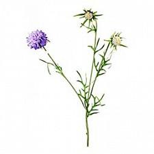 Цветок искусственный Home-Religion Цветок (70 см) Скабиоза 22000500