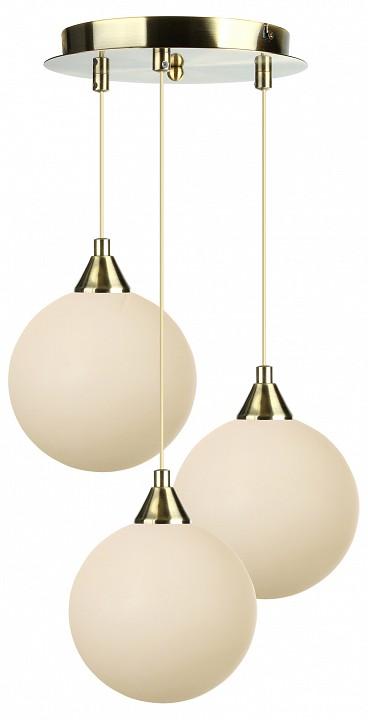 Подвесной светильник 33 идеи PND.101.03.01.AB+S.01.BG(3)