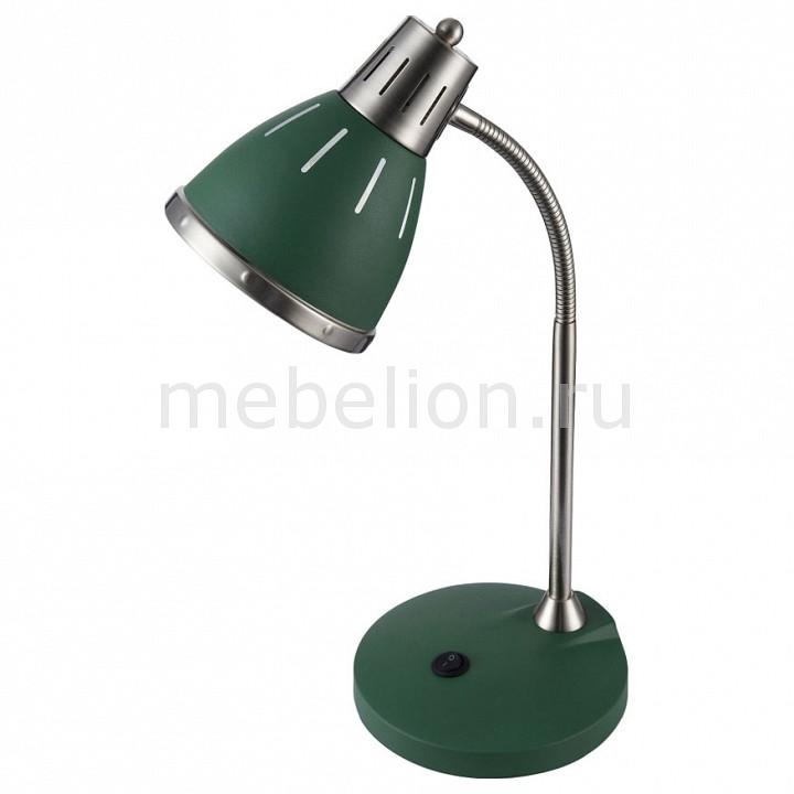 Настольная лампа офисная Freya Nina FR5151-TL-01-GN bridgestone m748 445 65r22 5 169k tl