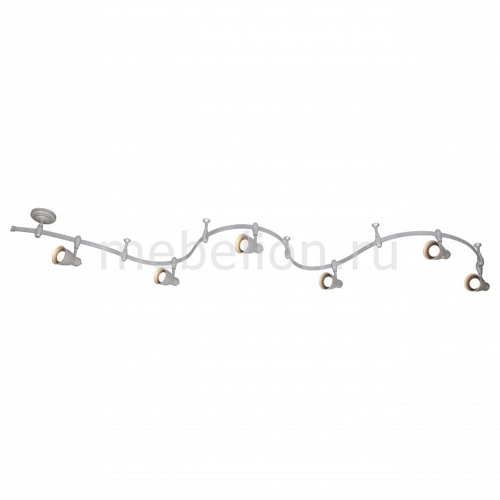 Комплект Arte Lamp Rails A3058PL-6SI Rails A3058 A3058PL-6SI комплект arte lamp rails a3056pl 6si rails a3056 a3056pl 6si