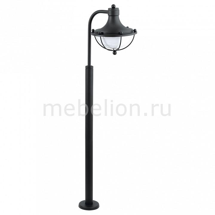 Наземный высокий светильник Eglo Monasterio 95977 уличный светильник eglo monasterio 95977