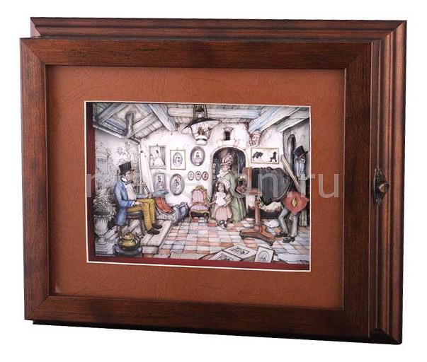 Ключница (28.5х23 см) ART 541-006  купить раздвижной диван кровать