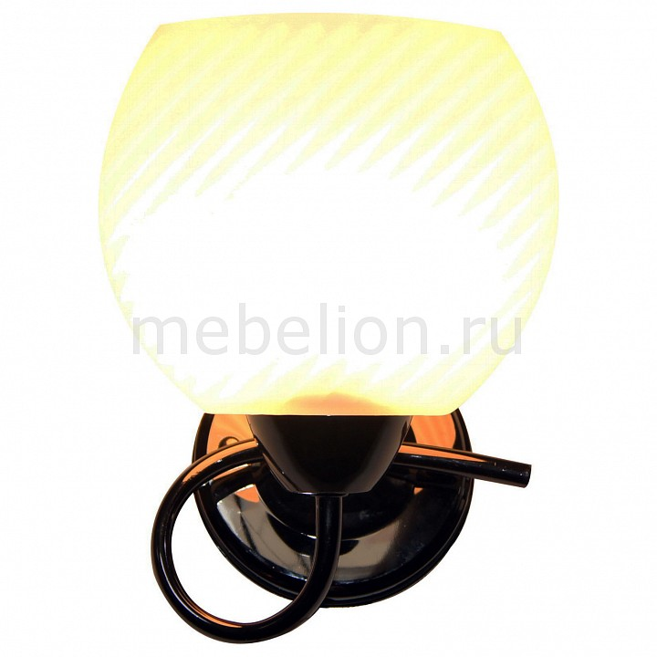 Бра IDLamp 853/1A-Blackchrome 853