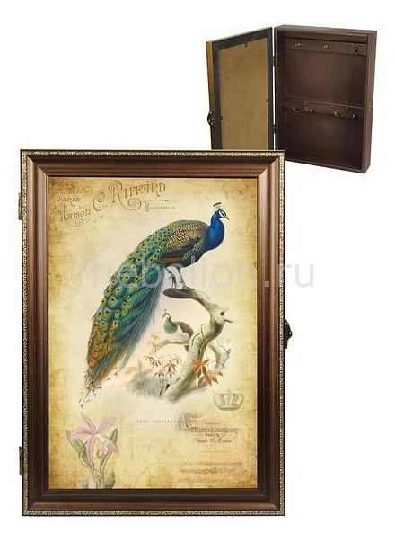 Ключница Акита (24х34 см) Винтаж 312-22 россия бусы янтарные 22 70 4175