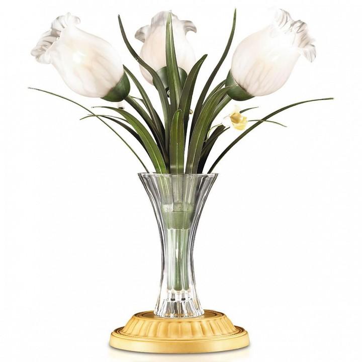 Настольная лампа декоративная Odeon Light Merida 2652/3T