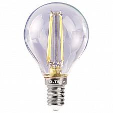 Лампа светодиодная E14 220В 4Вт 4000K Loft VG1-G1E14cold4W-F